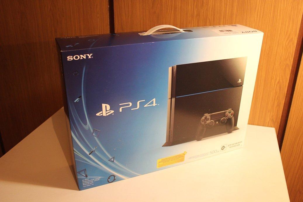 PlayStation 4: распаковка и первый запуск - Изображение 2