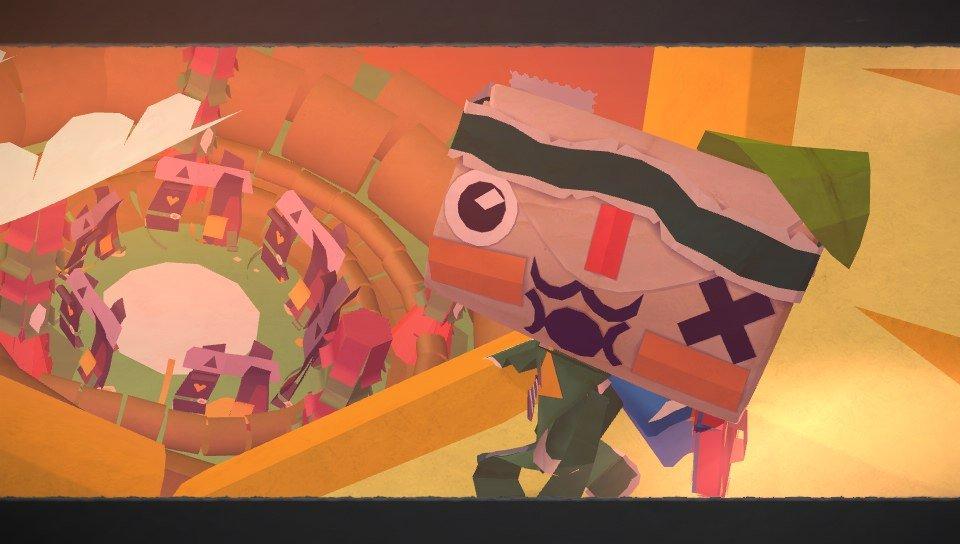 Tearaway (PS Vita) - Мнение - Изображение 6