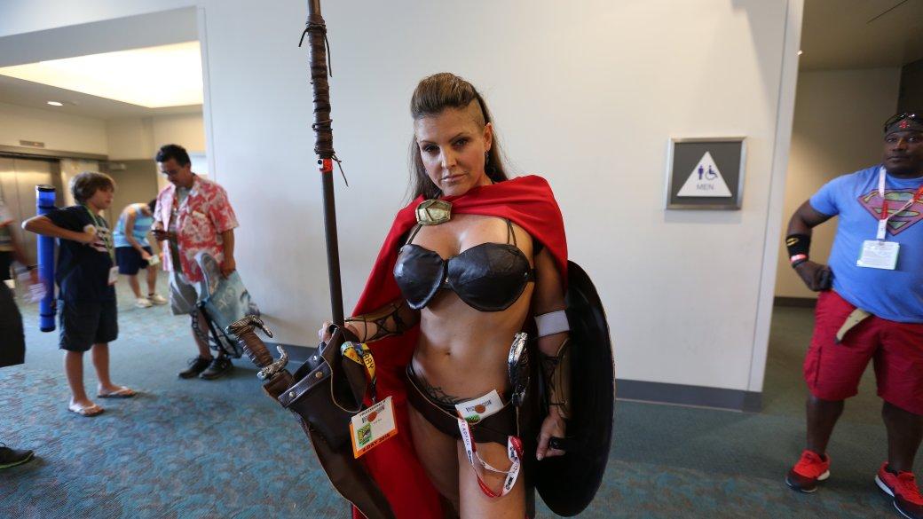 Лучший косплей Comic-Con 2015 - Изображение 64
