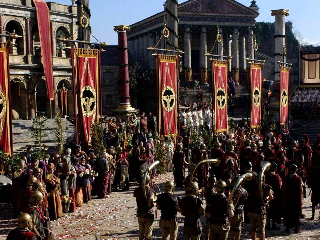 Легендарные сериалы: «Рим» - Изображение 5