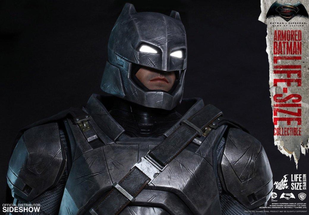 Продается Бэтмен в натуральную величину - Изображение 1