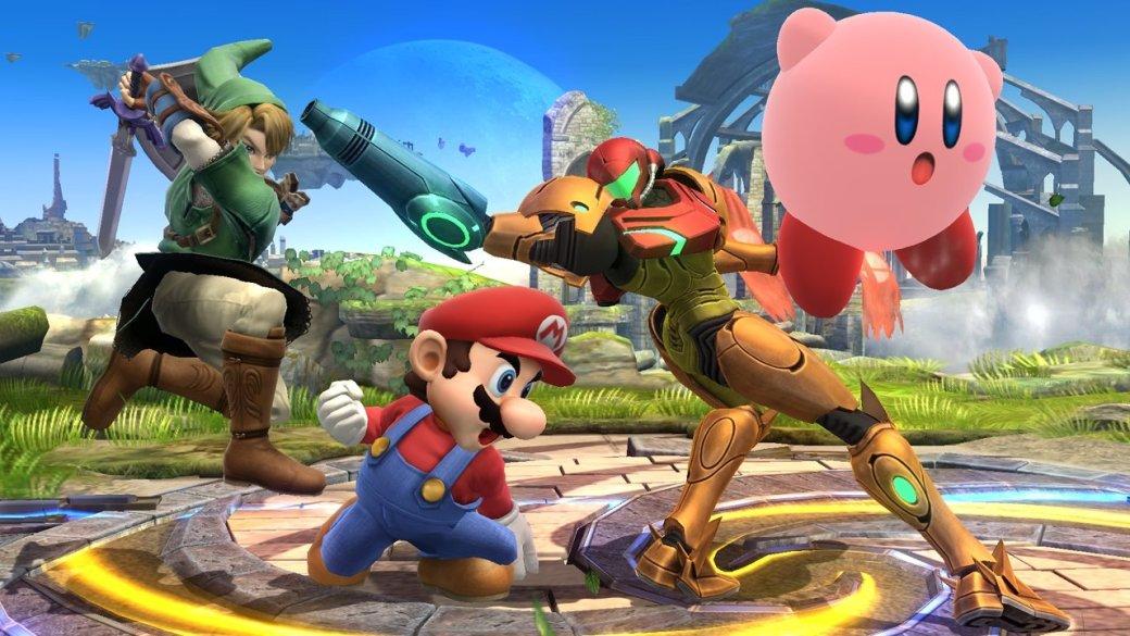 Super Smash Bros. сожмет кулаки уже в ноябре - Изображение 1
