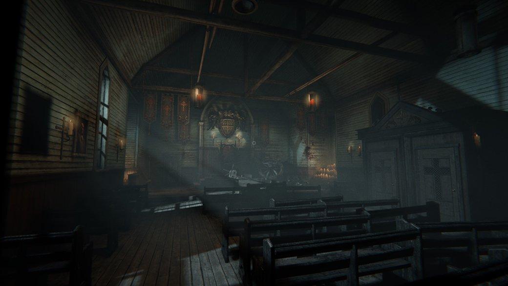 20 атмосферных и пугающих скриншотов Outlast 2. - Изображение 12