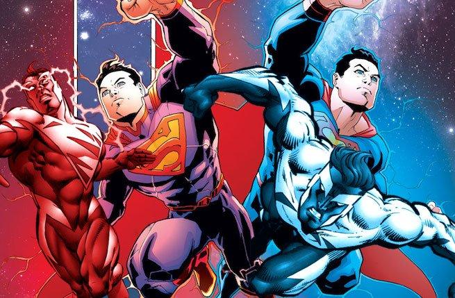 Еще одна загадка DC Rebirth: А был ли Супермен? - Изображение 4