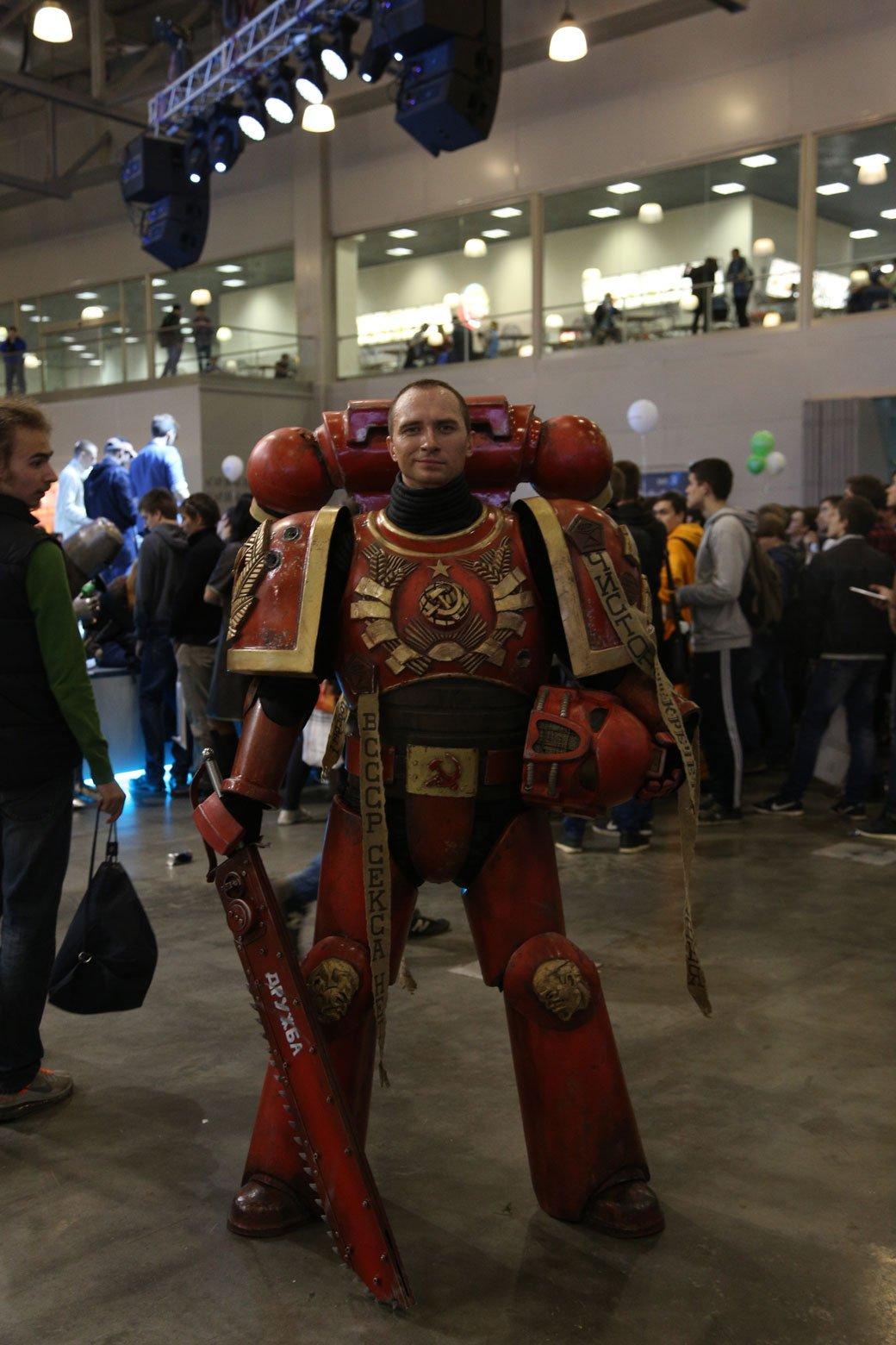«Игромир 2015» и Comic Con Россия в лицах - Изображение 7