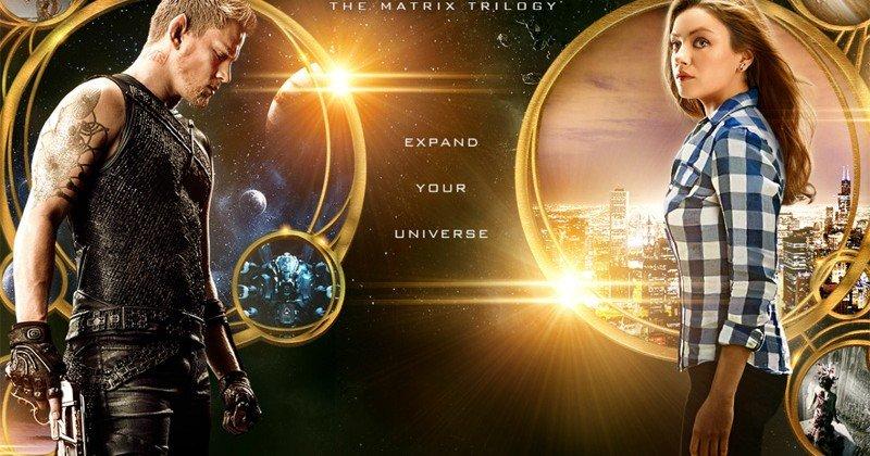 Ченинг Тейтум спасает мир в трейлере нового фильма Вачовски - Изображение 1