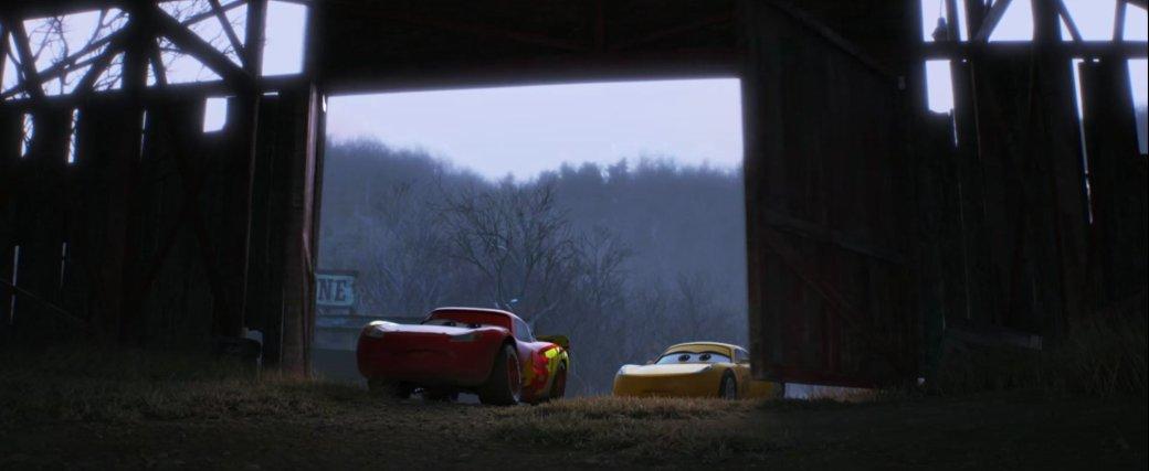 Рецензия на «Тачки 3» Pixar. - Изображение 6