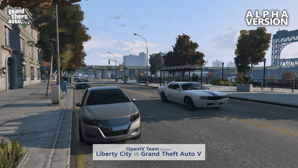 12 классных скриншотов Либерти-Сити в GTA 5 - Изображение 7