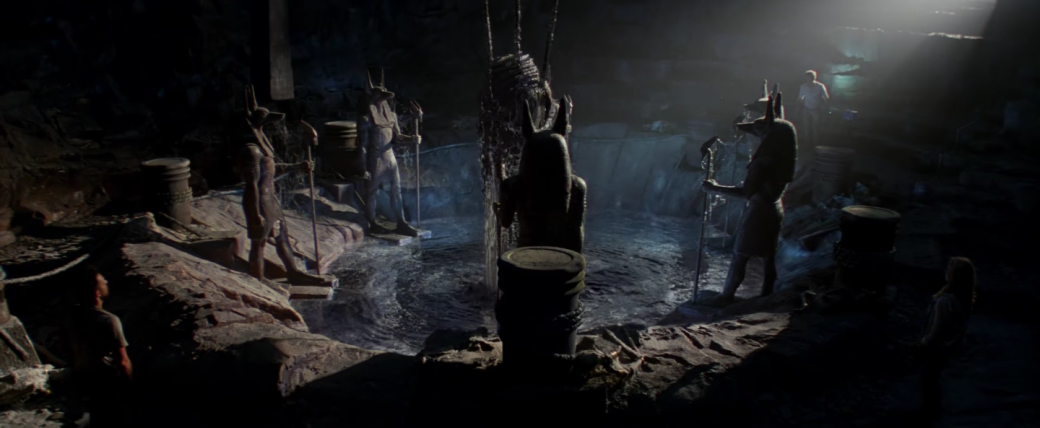 40 неудобных вопросов к фильму «Мумия». - Изображение 2