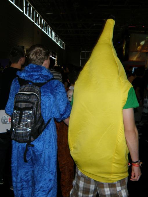 GamesCom 2011. Впечатления. Booth babes, косплей и фрики - Изображение 28