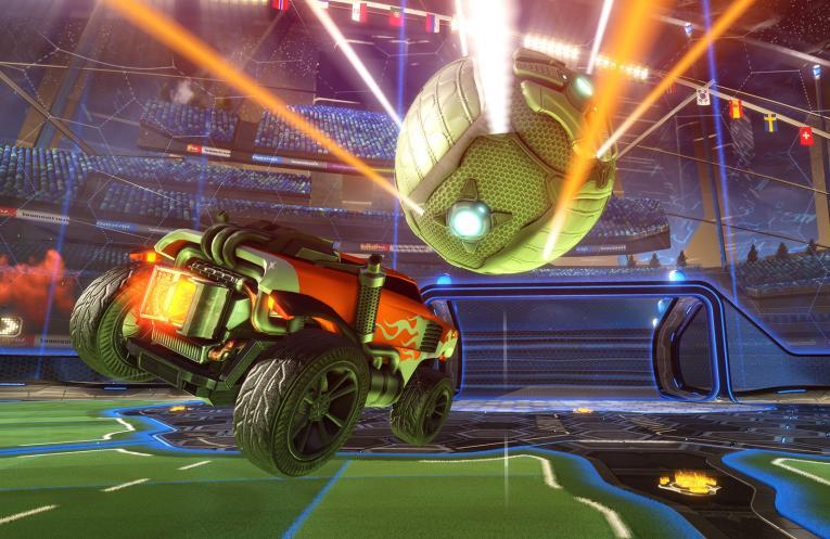 Rocket League разошлась на Xbox One миллионным тиражом за три недели  - Изображение 1