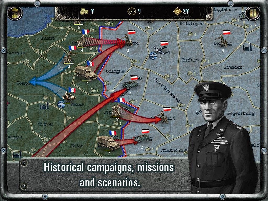 История в кармане: 8 мобильных игр о войне - Изображение 8
