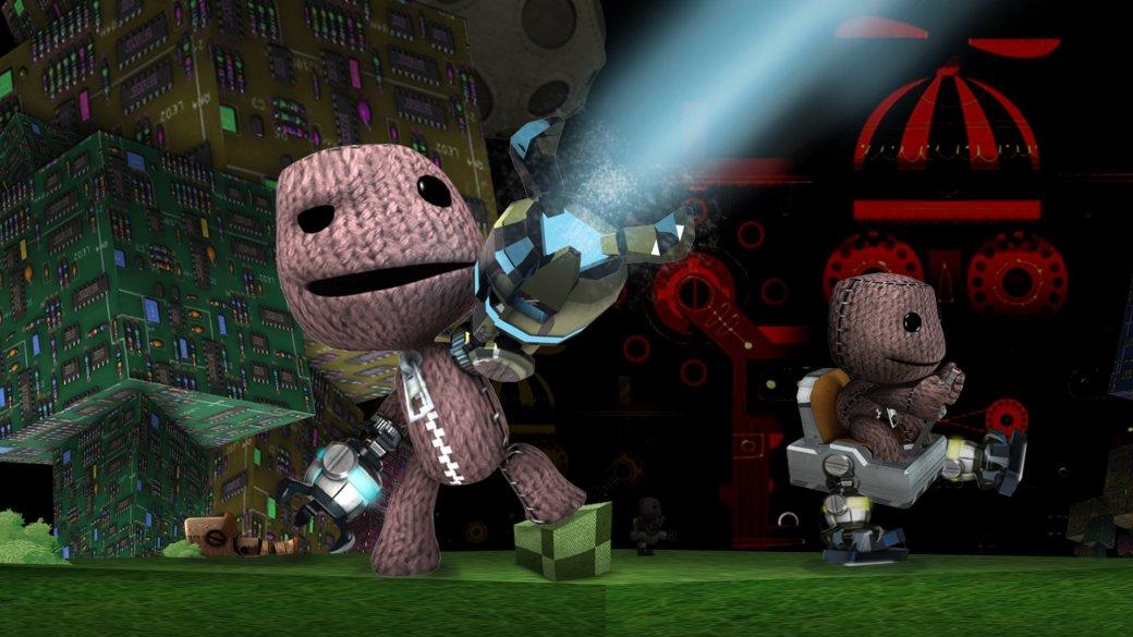 LittleBigPlanet 3 опоздает на неделю. - Изображение 1