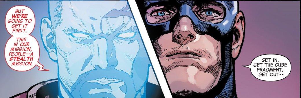 Secret Empire: противостоянию Стива Роджерса иТони Старка нет конца - Изображение 29