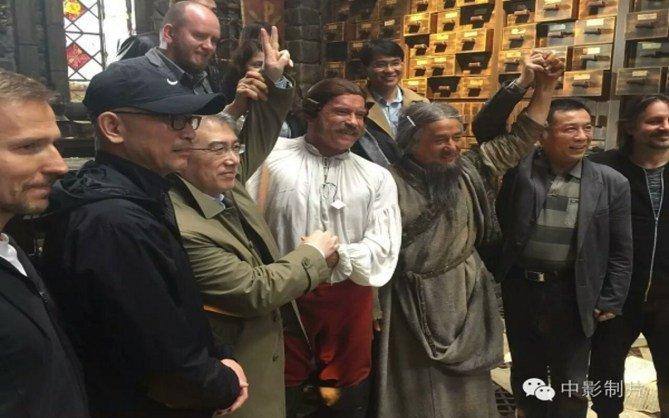 В Китае снимают «Вий 2» с Джеки Чаном и Арнольдом Шварценеггером - Изображение 2