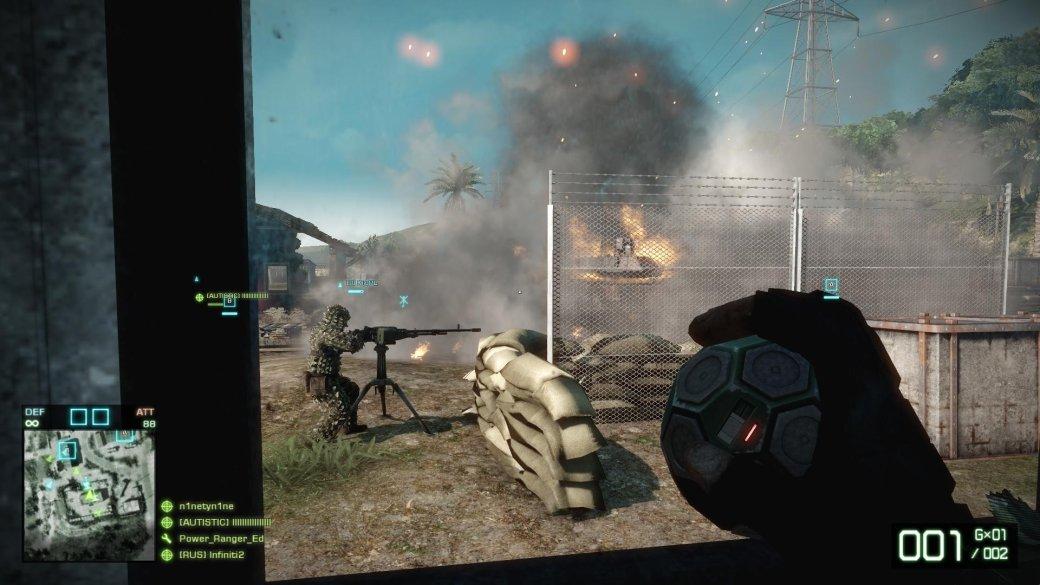 От Battlefield 2 к Battlefield 3. Часть вторая - Изображение 22