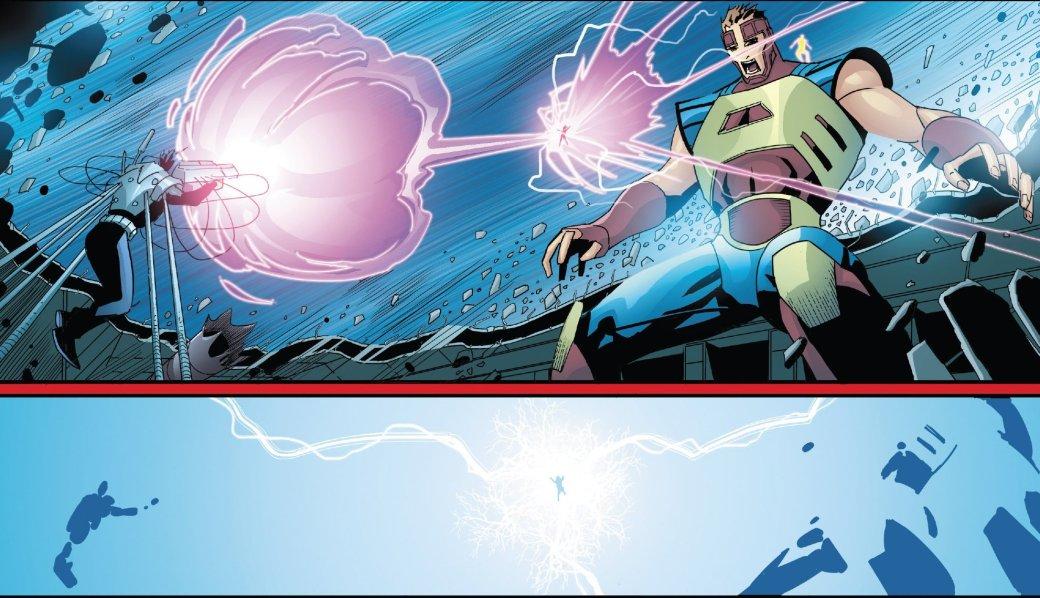 Почему изКапитана Америка получился отличный суперзлодей? - Изображение 5