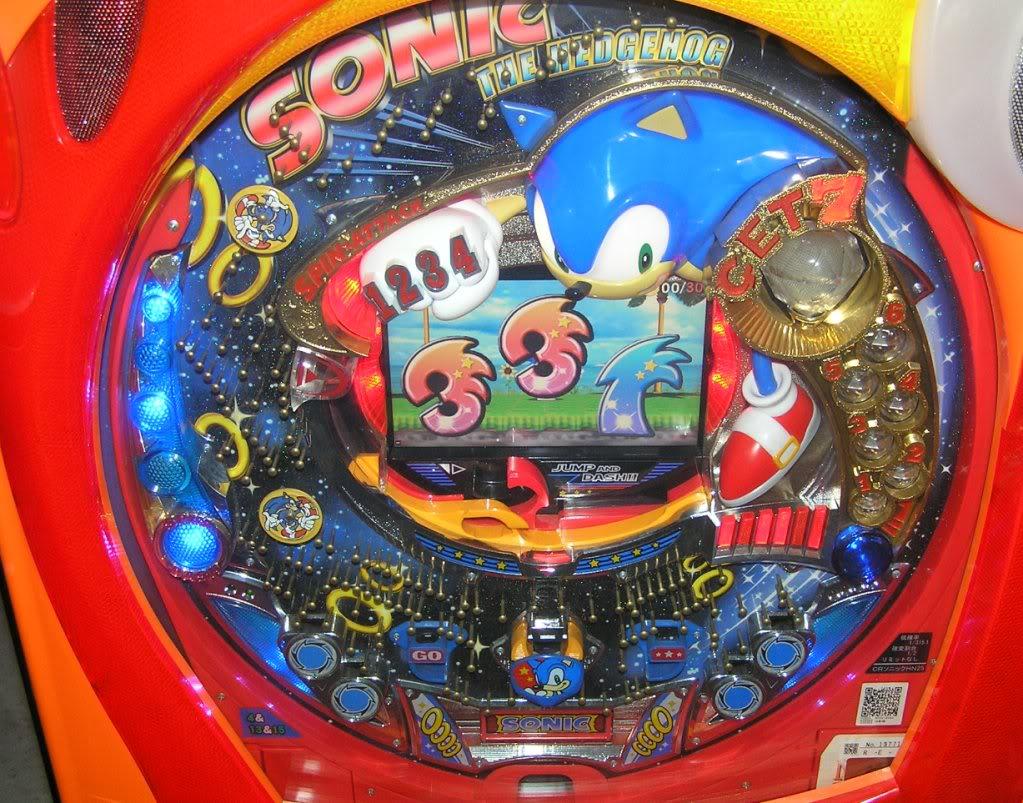 Sega снова прибыльна — за счет автоматов «пачинко» - Изображение 1