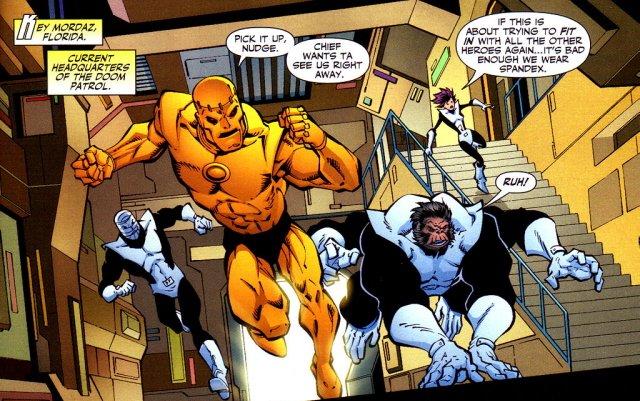Как Marvel персонажей DC воровала (и наоборот). - Изображение 21