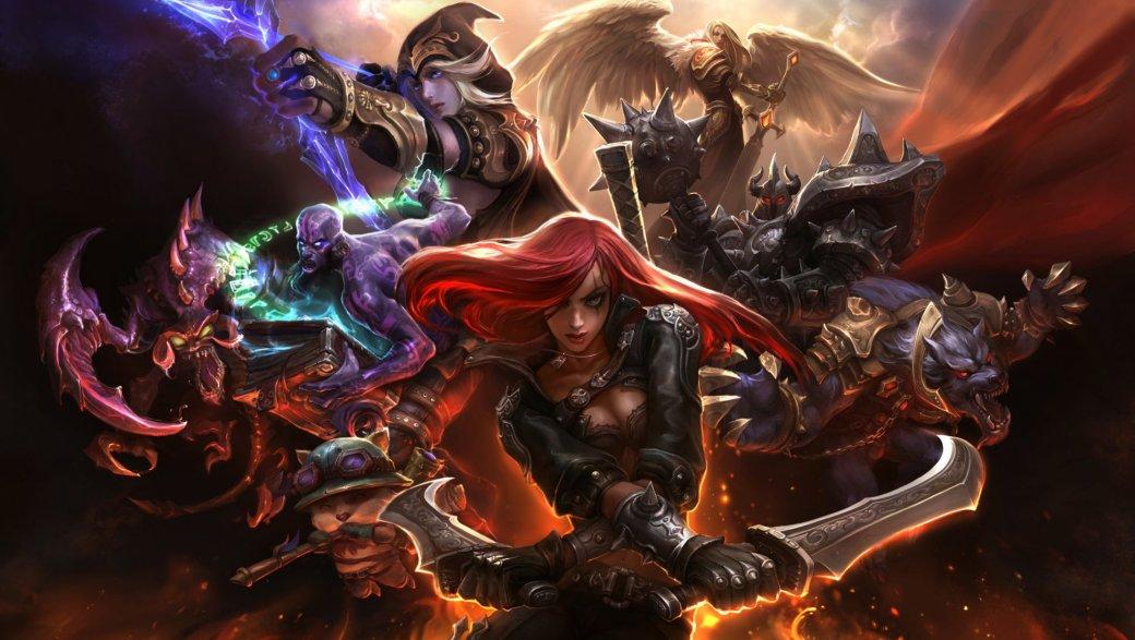 Боевые ритмы League of Legends: вышел музыкальный альбом 6-го сезона - Изображение 1