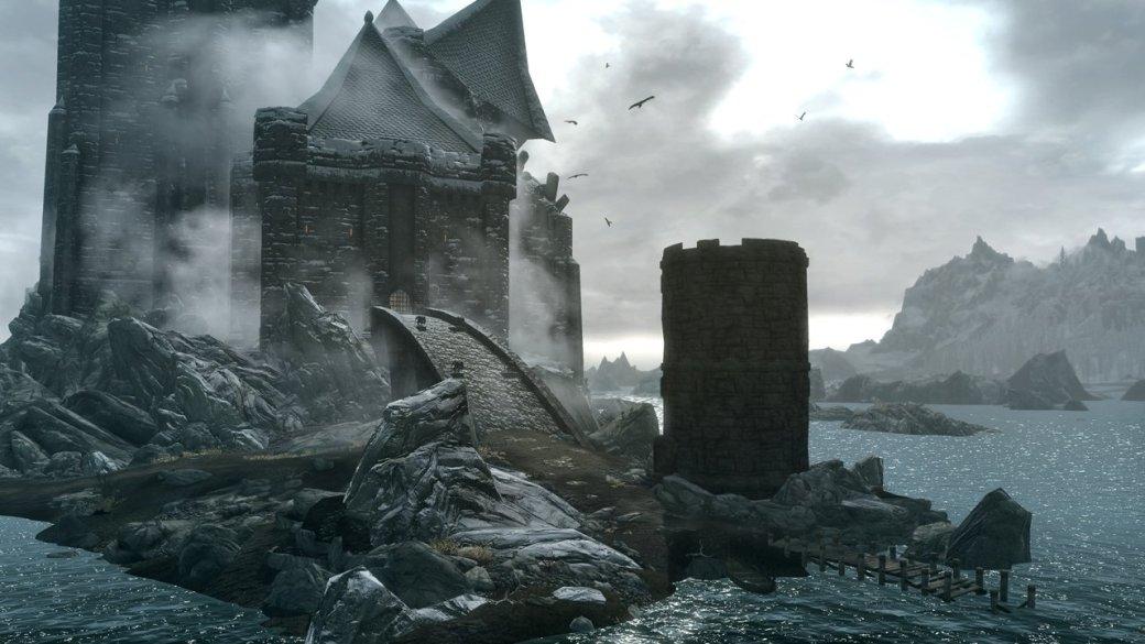 E3: Скриншоты The Elder Scrolls V: Skyrim - Dawnguard - Изображение 1