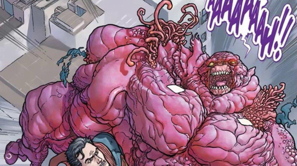 Монстры «Секретных материалов» и их аналоги из супергеройских комиксов - Изображение 18