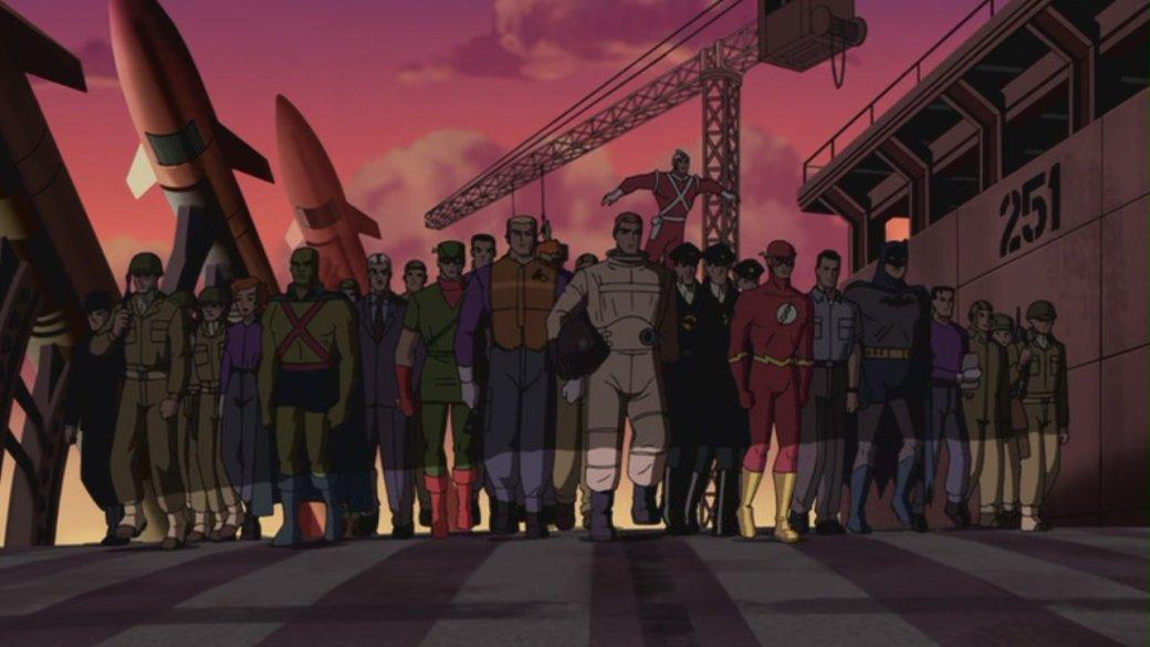 Как начать смотреть полнометражную супергеройскую анимацию. - Изображение 15