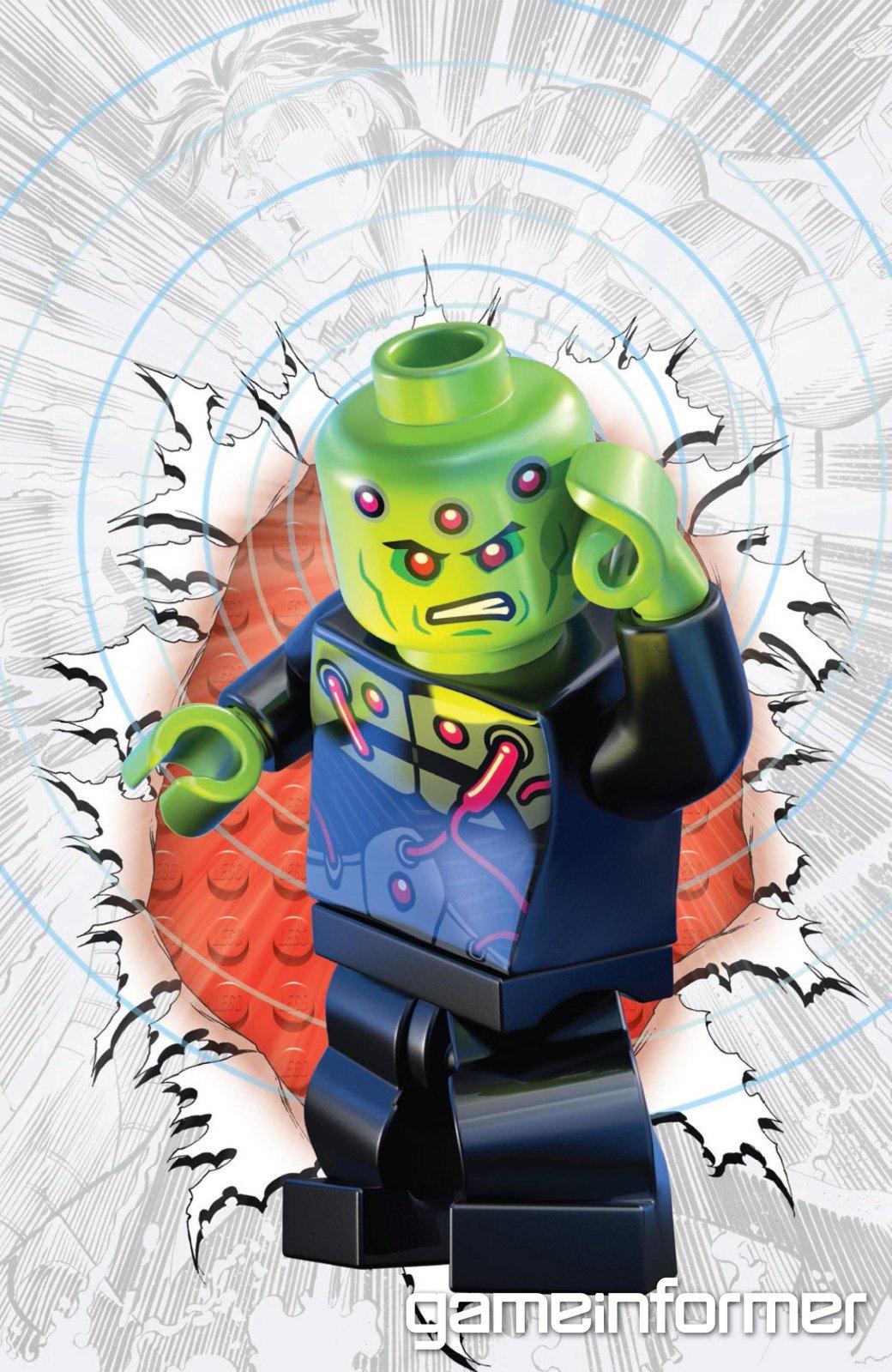 LEGO украшает комиксы DC  - Изображение 20
