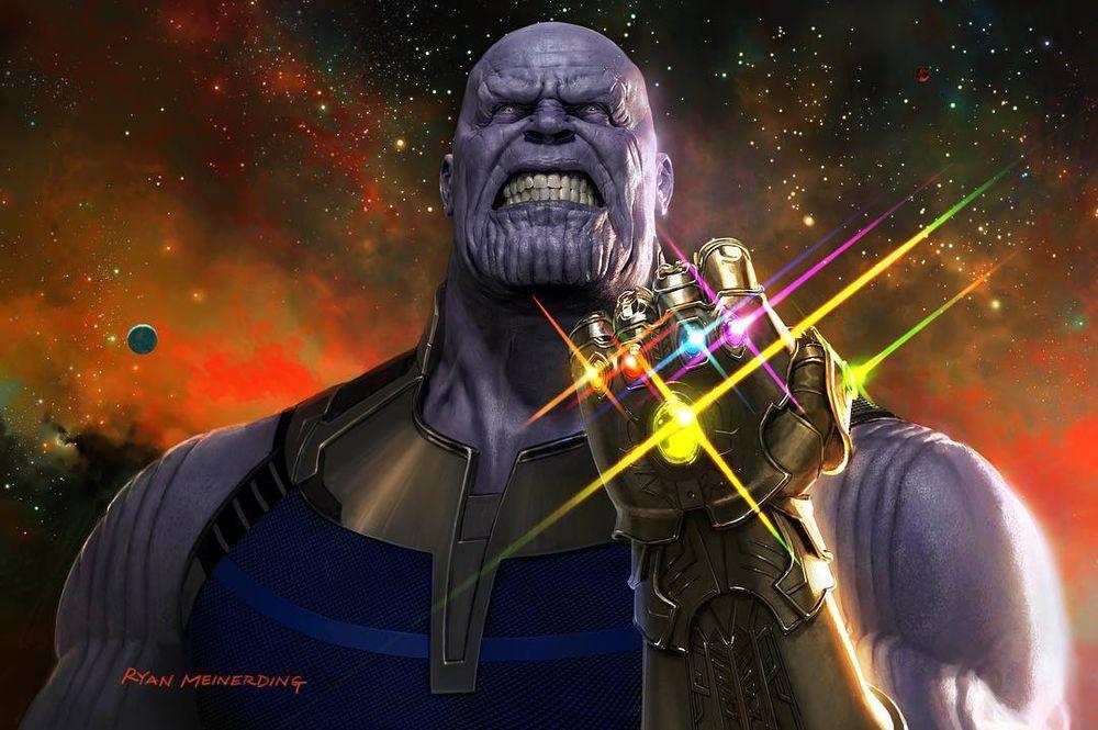 Кто такой Танос икакова его роль вВойне Бесконечности?. - Изображение 6