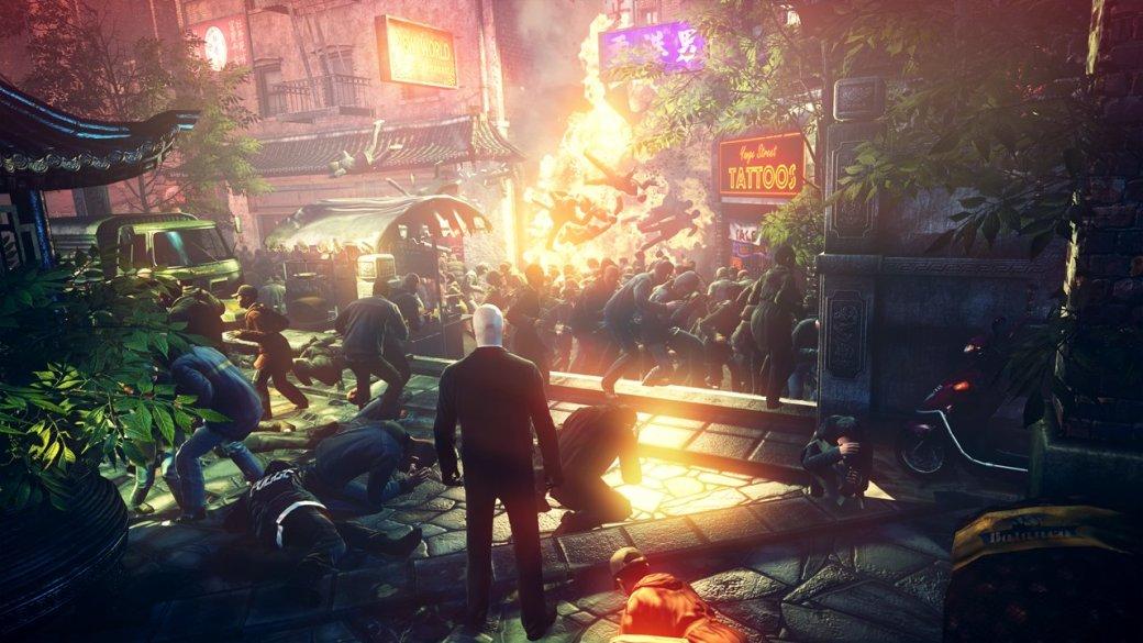 E3: Hitman: Absolution - наши впечатления - Изображение 1