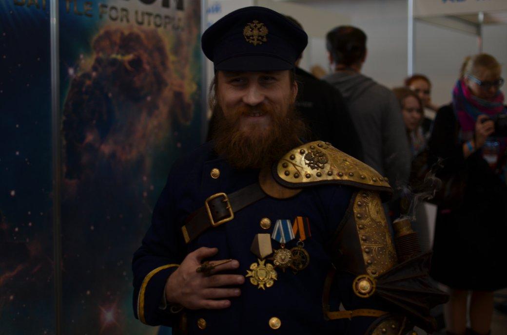 Фотоотчет с «Игромира» и Comic Con Russia, день 1 - Изображение 10