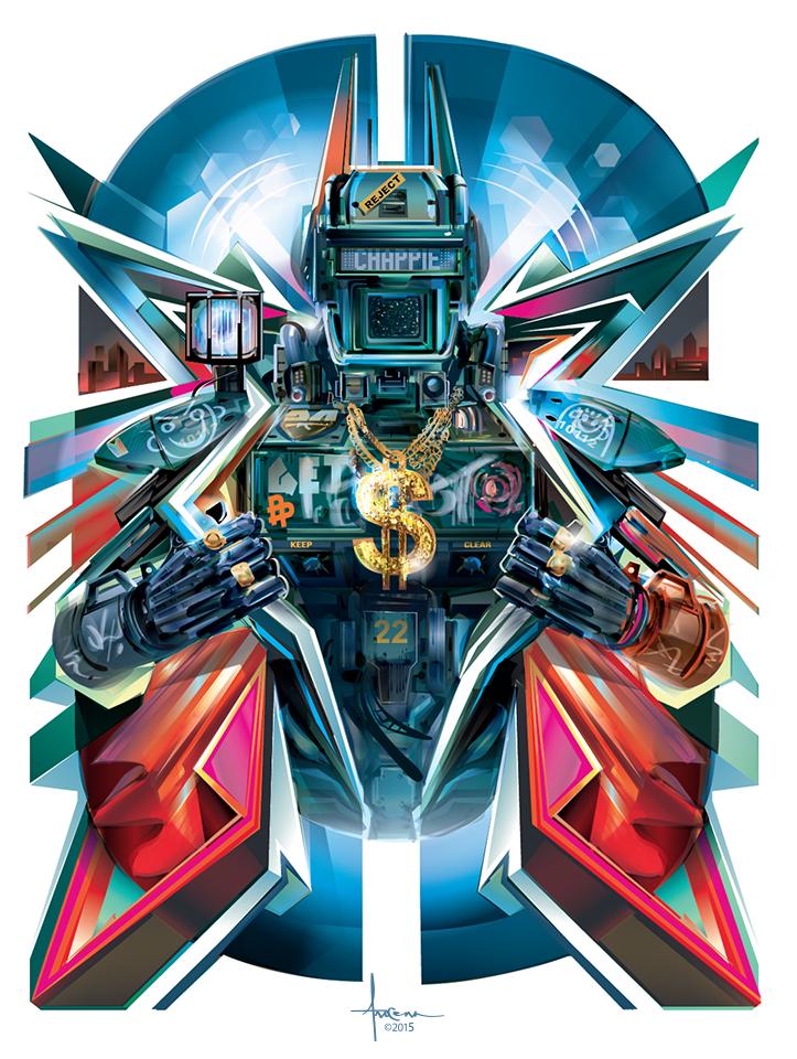 Робот по имени Чаппи - Изображение 7