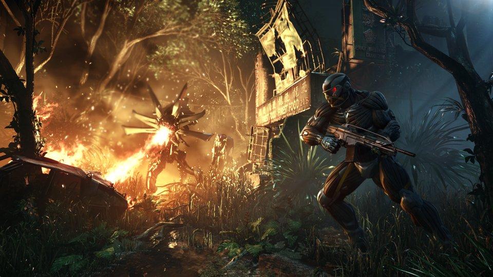 EA Showcase: впечатления от Crysis 3. - Изображение 4