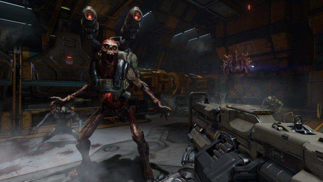Все о Doom 4 с QuakeCon 2015: мультиплеер за Ревенанта и новые скрины - Изображение 7