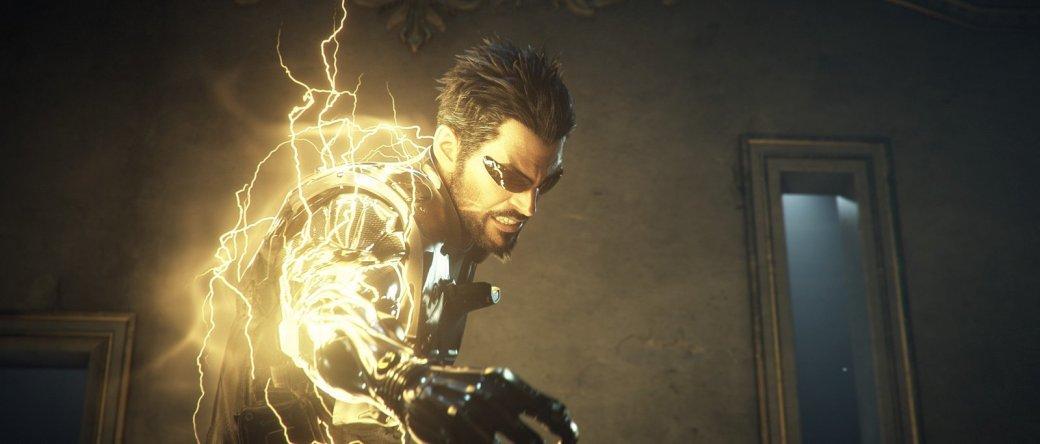 В Deus Ex: Mankind Divided с боссом можно просто поговорить - Изображение 1