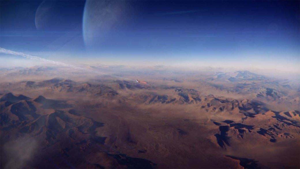 BioWare покажет геймплей Mass Effect: Andromeda наCES 2017