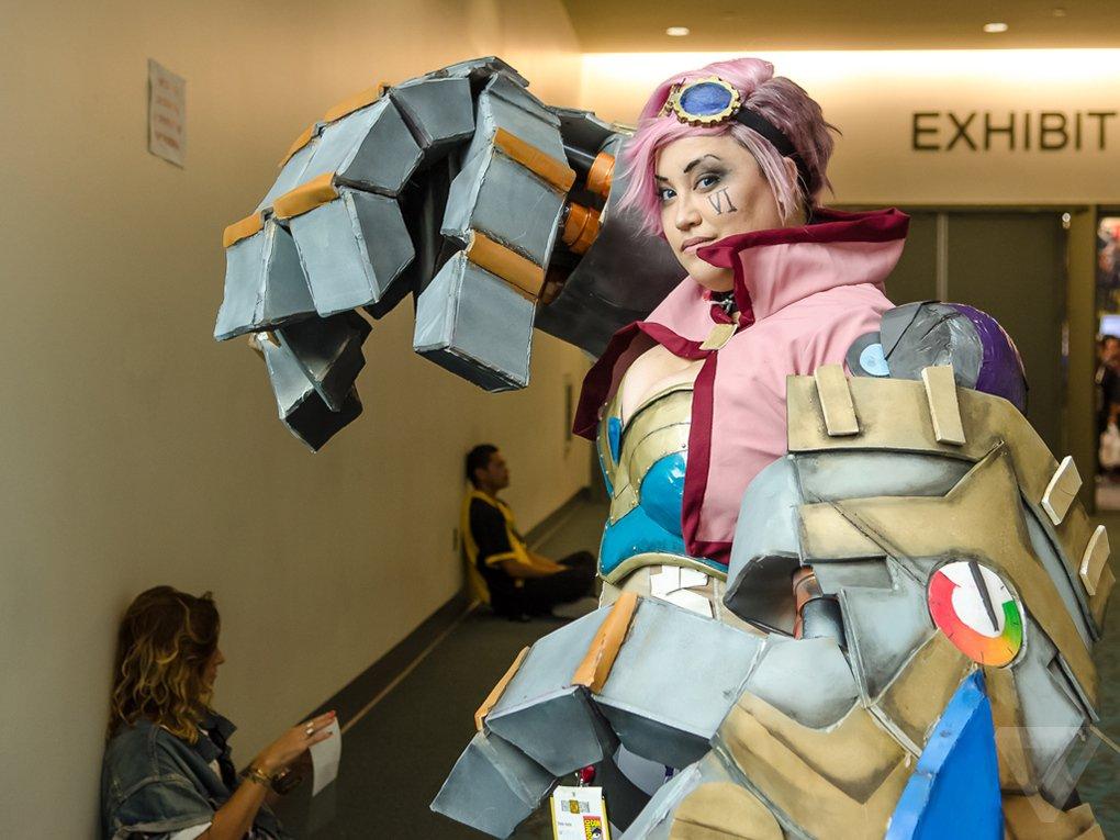 Косплей Comic-Con - Изображение 5