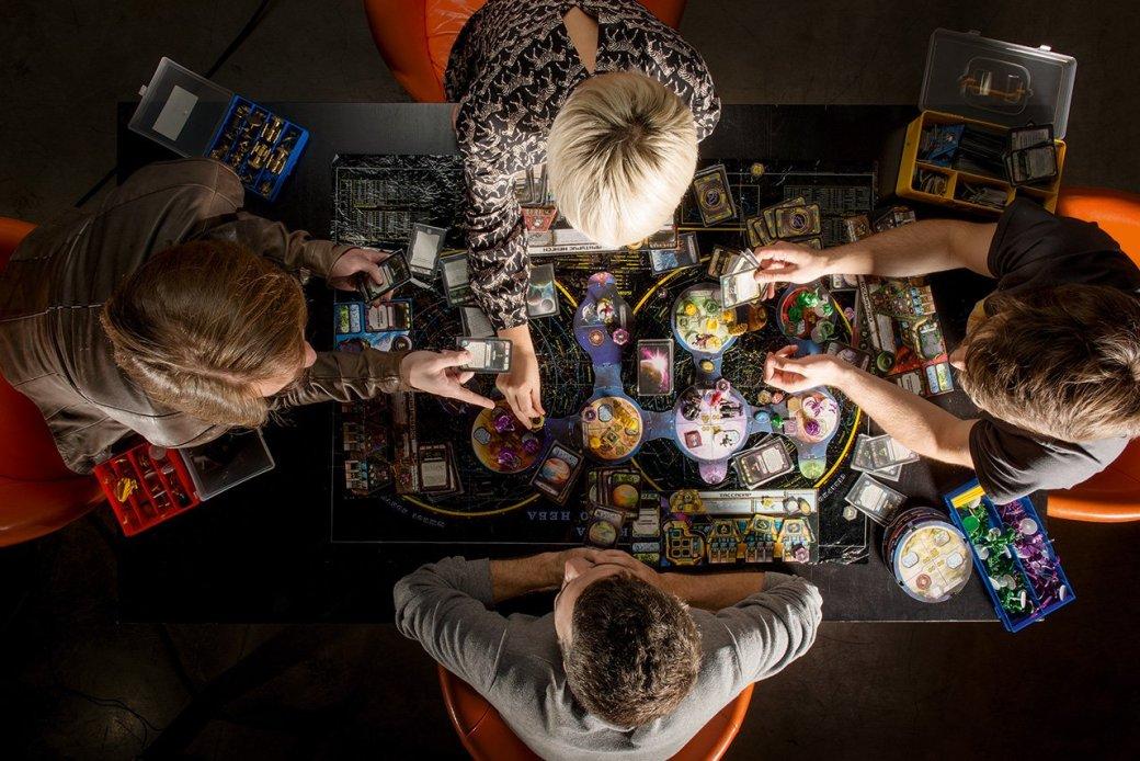 Tabletopia — под столом или на столе - Изображение 1