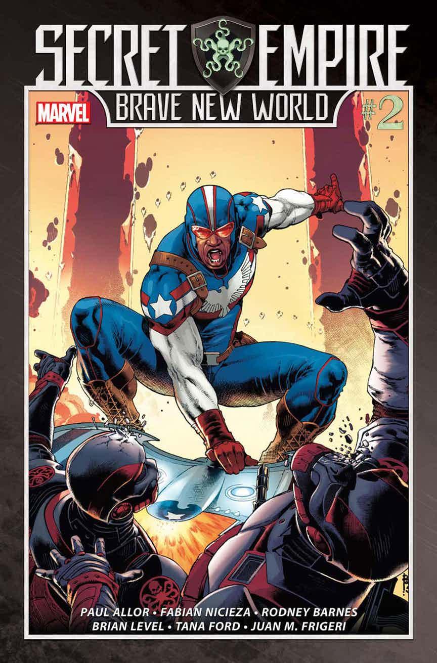 Как супергерои отреагируют на предательство Капитана Америка - Изображение 2