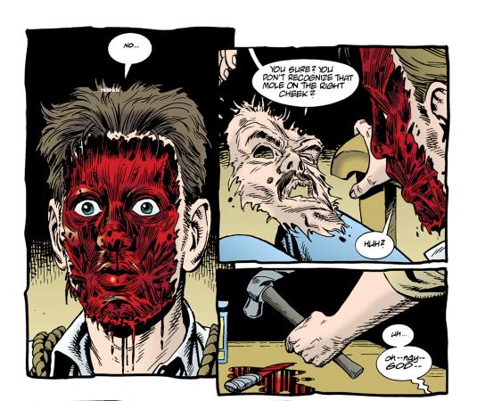 Самые жестокие иотвратительные сцены изкомикса Preacher («Проповедник») - Изображение 6