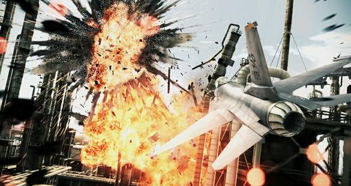 Рецензия на Ace Combat: Assault Horizon - Изображение 3
