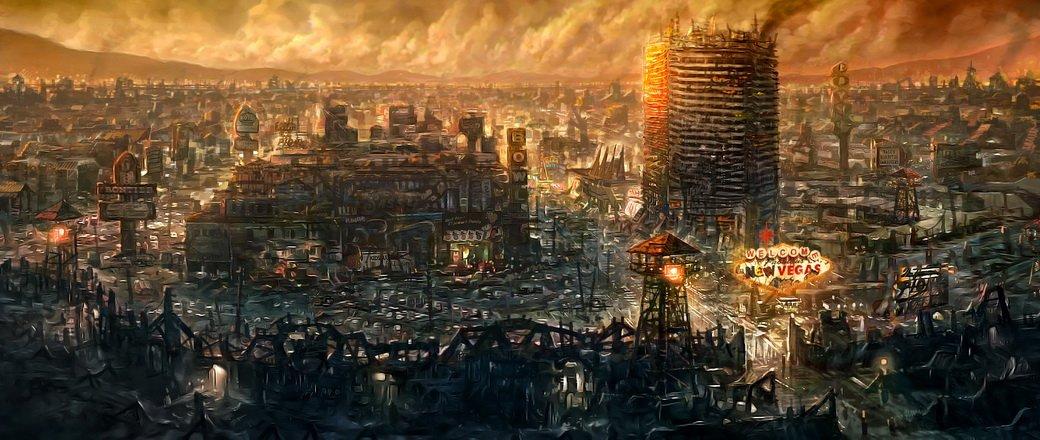 Лучший арт мира Fallout - Изображение 13