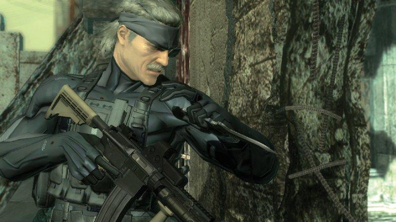 Серия Metal Gear Solid преодолела отметку в 40 млн проданных копий - Изображение 1