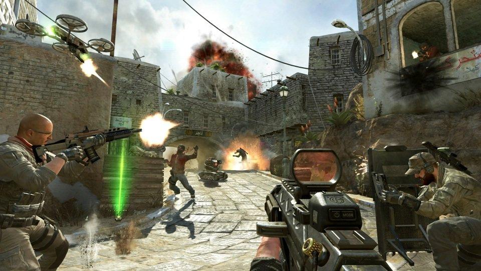 Call of Duty: Black Ops 2. Впечатления от мультиплеера. - Изображение 1