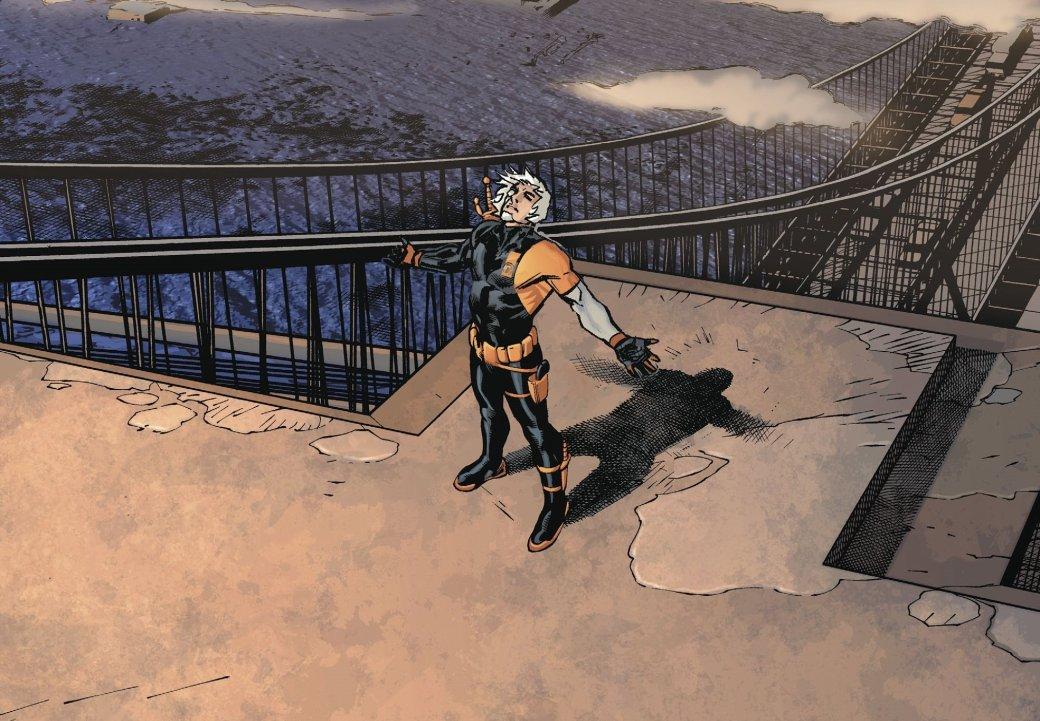 Жажда скорости: как изачем Дефстроук похитил способности Флэша?. - Изображение 15