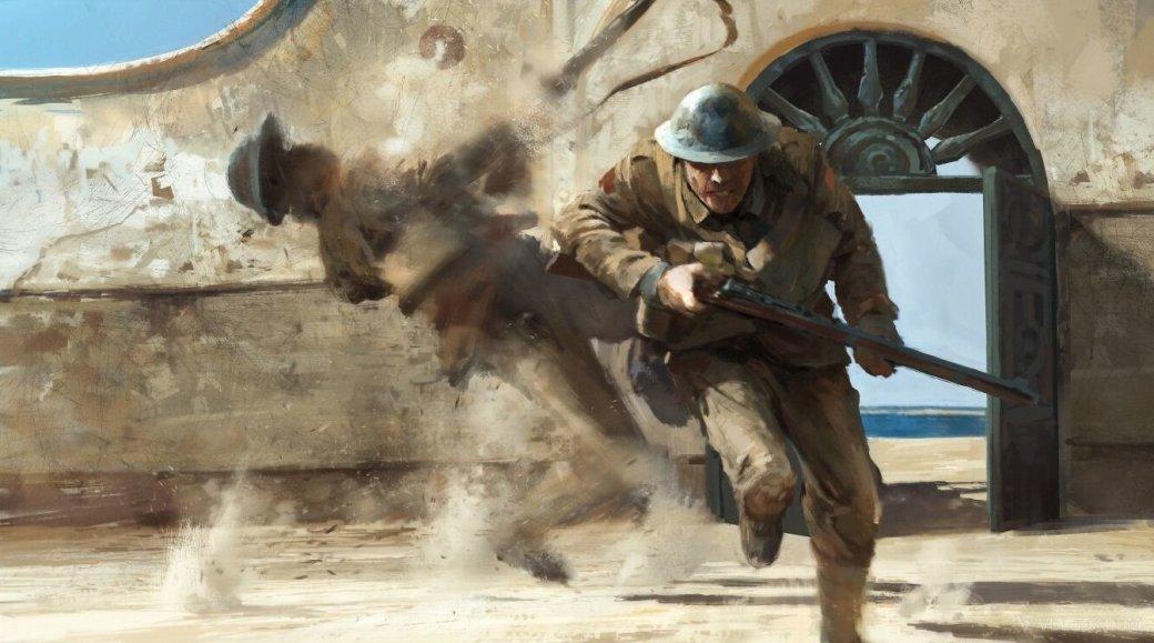 В Battlefield 1 будет шесть классов оружия и никаких обвесов. - Изображение 1