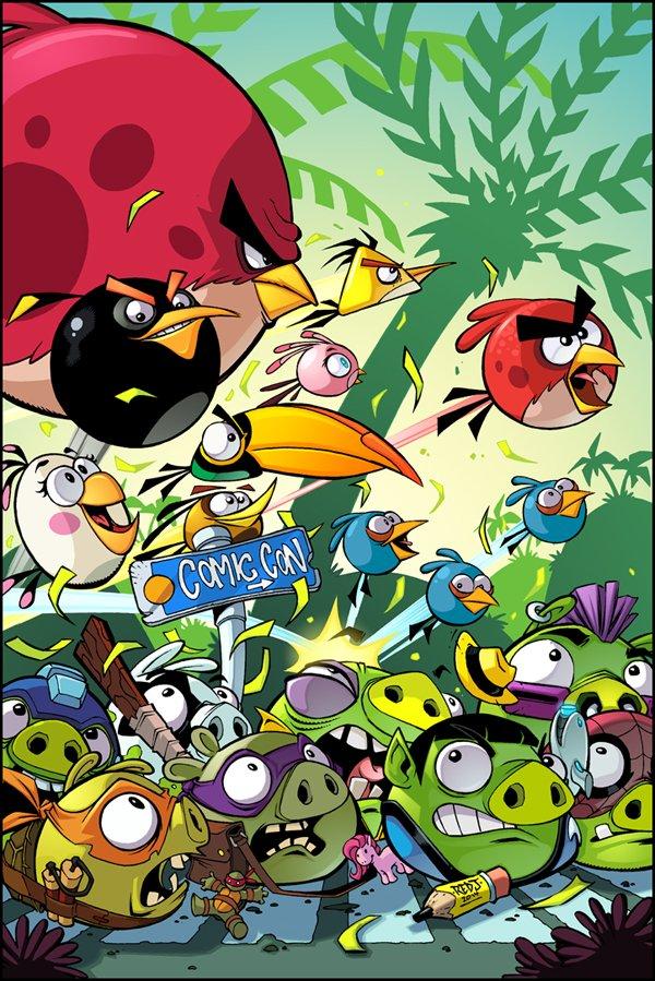 Рецензия на «Angry Birds в кино» - Изображение 12