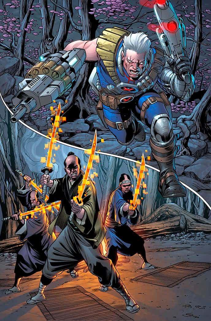 Кейбл – главный полицейский во времени в комиксах Marvel - Изображение 2