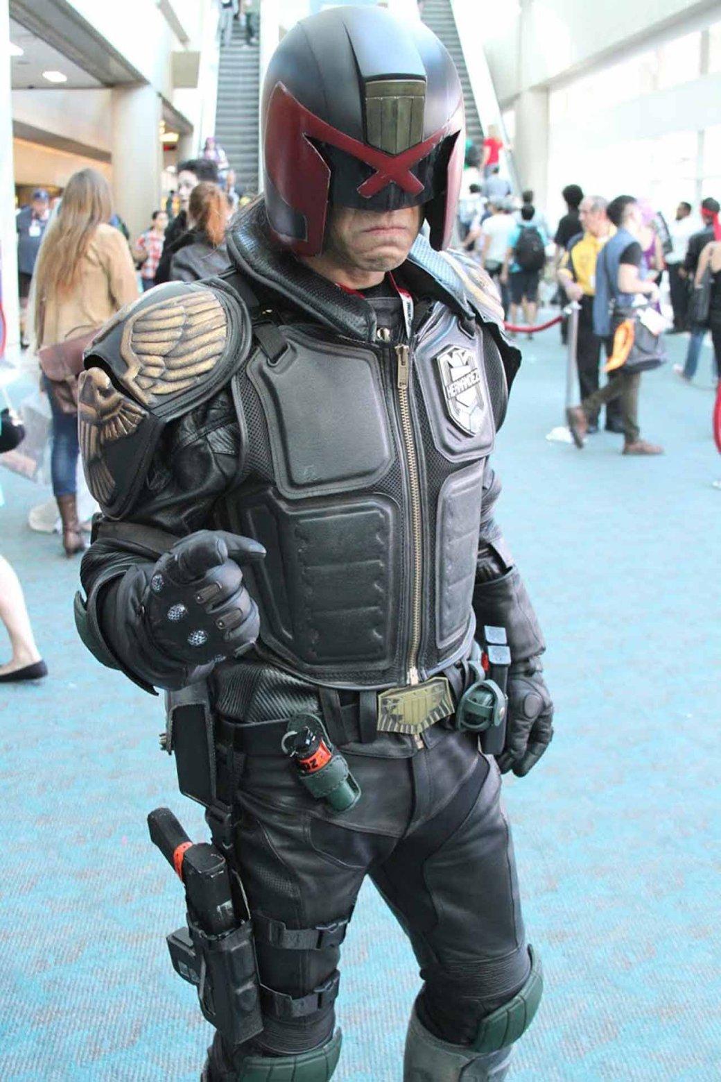 Лучший косплей Comic-Con 2015 - Изображение 105