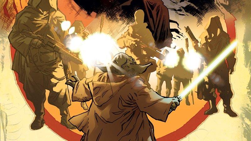 Комикс по «Звездным войнам» расскажет предысторию Йоды. - Изображение 2